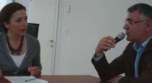 Sancaktepe'de Bağırsak Kanseri taraması yapılıyor