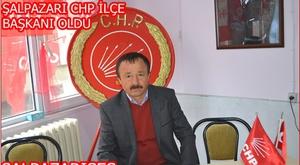 Şalpazarı CHP İlçe Başkanı Erdoğan Kıran Oldu.32
