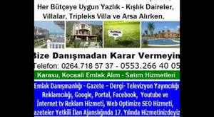 KARASU MASTER EMLAK HiZMETLERİ