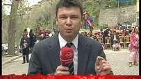 9 Ayrı Ülkeden Gelen Yabancı Konukların Halk Oyunu ve Düğün Gösterisi - TRT HABER