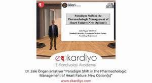 """Dr. Zeki Öngen anlatıyor """"Paradigm Shift in the Pharmachologic Management of Heart Failure: New Option(s)"""""""