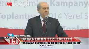 Devlet Bahçeli Feat Akp - Yiyin İçin Kudurun_