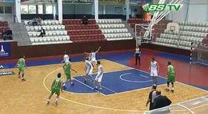 TB2L: İzmir Büyükşehir Belediyesi 57-75 Bursaspor