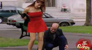 Hilarious,Best of Just For Laughs Sexy Short Skirt Prank HD
