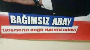 YILDIRAY BARAK İstanbul 3. Bölge Bağımsız Milletvekii Adayı