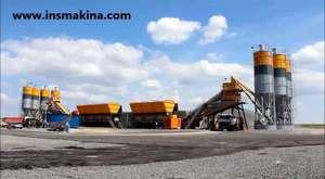 Twin shaft mixers - Concrete Batching Plants - Centrales a beton - Beton Santrali