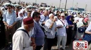 Ramazan Bahar Umre'den Döndü