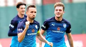 Bayrampaşa 0 - 1 Bursaspor