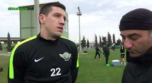 Akhisar Belediyespor'da Yeni Transferler İlk İdmana Çıktı