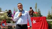 Soğucak Mahallesi Şehitlik Açılışı Kaymakam Mustafa Demir'in Konuşması 03.05.2014