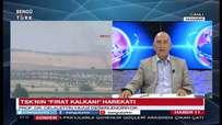 Prof. Dr. Yavuz: TSK'nın Fırat Kalkanı Harekatı Yerinde ve Doğru Bir Müdahaledir - İzleyiniz