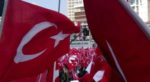 MHP İzmir Bayrak Mitingi 20 Nisan 2013