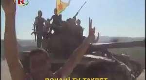Rojava dan canli goruntuler 2